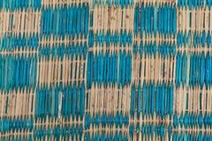 Esteira velha colorida Imagens de Stock