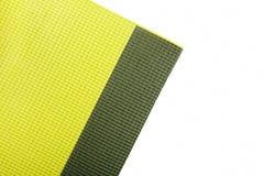 Esteira verde do exercício Imagens de Stock