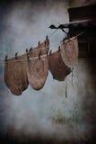 Esteiras da corda ilustração royalty free
