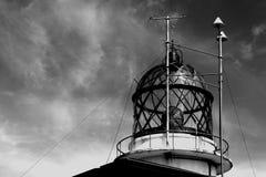 Esteiro lighthouse Stock Photo
