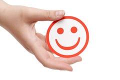 Esteja feliz! Foto de Stock