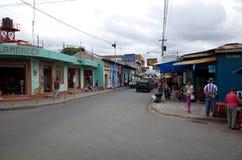Esteli大街 库存图片