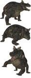 Estemmenosuchus Stock Afbeelding