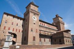 Free Estense Castle. Ferrara. Emilia-Romagna. Italy. Royalty Free Stock Photo - 21467275