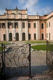 Estense palace in varese Stock Photo
