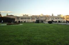 Estensi del jardín en Varese Fotografía de archivo