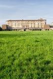 Estensi ducal palace in Sassuolo, near Modena, Italy. Historical monumental building stock photo