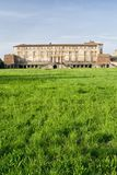 Estensi hertogelijk paleis in Sassuolo, dichtbij Modena, Italië stock foto