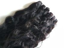 Estensioni dei capelli fotografia stock libera da diritti