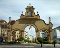 Estepa gate, Antequera. Royalty Free Stock Image