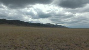 Estepa y Tian Shan Mountains Range metrajes
