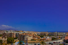 Estepona city. Stock Photos