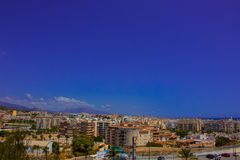 Estepona city. Royalty Free Stock Photo