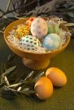Ester-ägg Arkivfoton