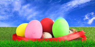 Ester egg Royalty Free Stock Images