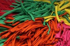 Estera de la materia textil Imagen de archivo libre de regalías