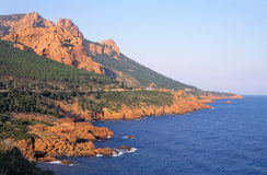 Esterel Royalty Free Stock Image