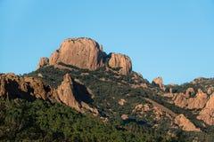 Free Esterel Mountain Group Stock Image - 174044521