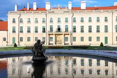 Esterhaza Palace, Hungary Stock Photo