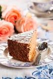 Esterhazy奶油蛋糕 库存图片