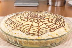 Esterhazy cake Royalty Free Stock Image