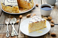 Esterhazy cake Stock Photo