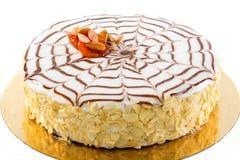 Esterhazy cake. Stock Photography