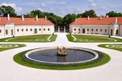 Esterhazy castle in Fertod - Hungary Stock Images