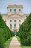 The Esterhazy Castle in Fertod, Hungary Stock Photo