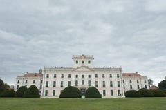 The Esterhazy Castle in Fertod, Hungary Stock Photos