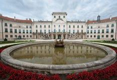 The Esterhazy Castle in Fertod, Hungary Royalty Free Stock Image