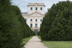 The Esterhazy Castle in Fertod, Hungary Stock Photography