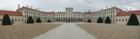 Esterhazy-Schloss stockfotografie