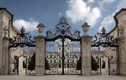 esterhazy slott Arkivfoto