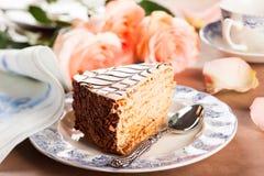Esterhazy Torte Royalty Free Stock Photography