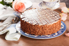 Esterhazy Torte Royalty Free Stock Images