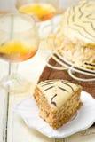 Esterhazy Torte Royalty Free Stock Images