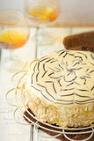 Esterhazy Torte Royalty Free Stock Photo