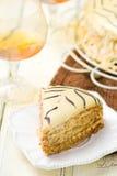 Esterhazy Torte Stock Photos