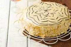 Esterhazy Torte Stock Photo