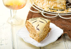 Esterhazy Torte Royalty Free Stock Image