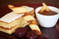 Esterházy cake Royalty Free Stock Photography