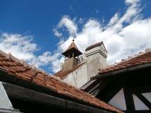 Castello della crusca Fotografia Stock Libera da Diritti