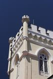 Esterno del castello di Trakoscan immagini stock libere da diritti
