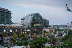 Esterno del citywalk Select a Delhi Immagine Stock