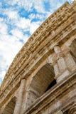 Esterno del Colosseum, Roma, Italia Immagini Stock Libere da Diritti