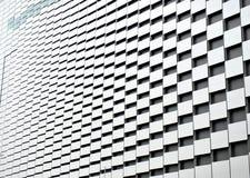 Esterno del grattacielo contemporaneo fotografia stock
