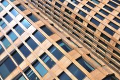 Esterno dell'edificio per uffici Fotografie Stock