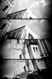 Esterno della chiesa Fotografie Stock