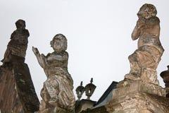 Esterno della st Georges Cathedral a Leopoli, Ucraina Immagini Stock Libere da Diritti